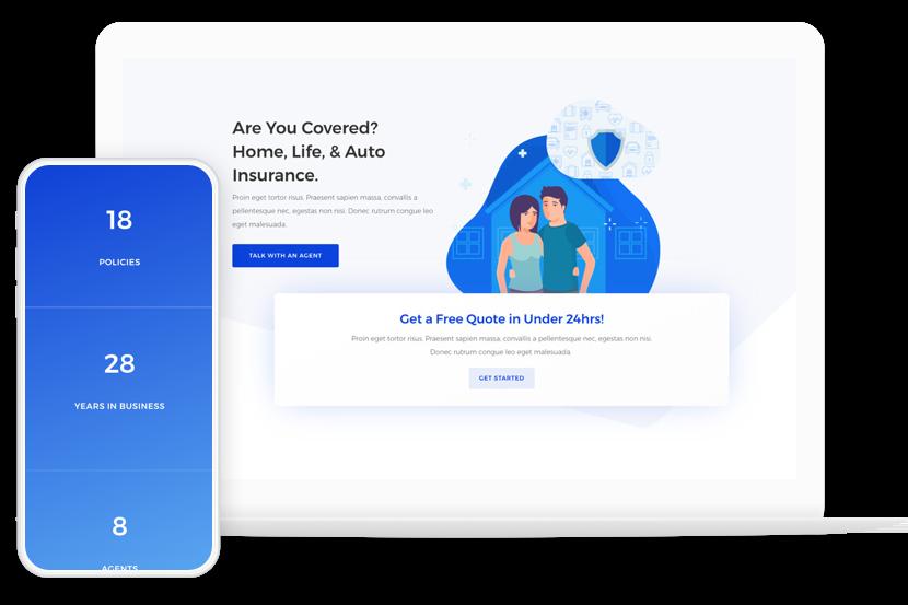 Website Design | Landing Pages